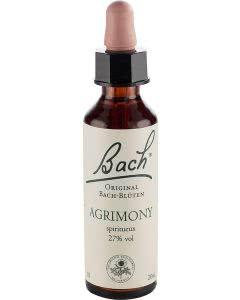 Bachblüten Original Agrimony No01 - 20 ml