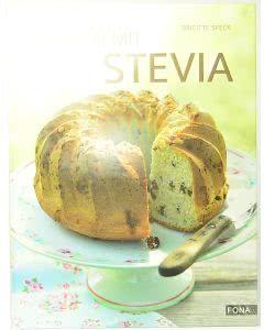 Buch: Backen mit Stevia - Backen ohne Zucker - Brigitte Speck