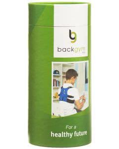 Backgym Kids S 140-158 - 1 Stk.