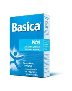 Basica Basisches Vital Mineralsalzpulver - 200g