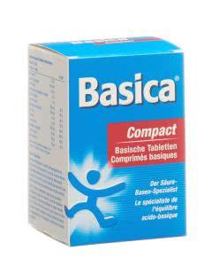 Basica Basische Mineralstoffe - Compact - 360 Tabl.