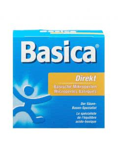 Basica Basische Mineralstoffe - Direct Microperlen - 30 Sticks