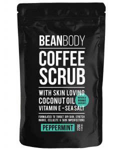 BeanBody Coffee Scrub - Pfefferminz Peeling - 220g