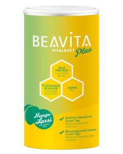 Beavita Vitalkost Plus Mango Lassi Pulver - 572g