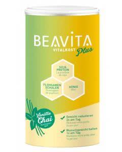 Beavita Vitalkost Plus Vanilla Chai Pulver - 572g