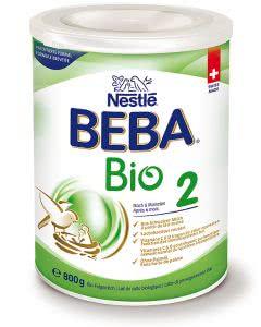 Beba Bio 2 ab 6 Monate - 800g