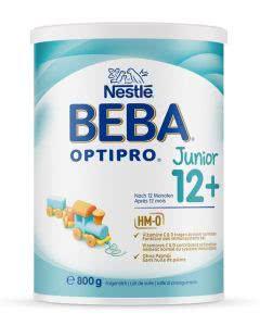Beba Optipro Junior 12+ - 800g