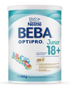Beba Optipro Junior 18+ - 800g