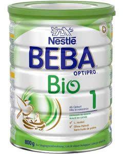 Beba Optipro BIO 1 ab Geburt - 800g