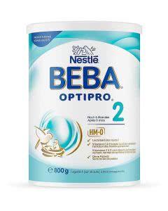 Beba Optipro 2 nach 6 Monaten - 800g