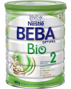 Beba Optipro BIO 2 ab 6 Monaten - 800g