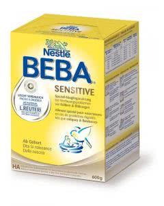 Beba Sensitive ab Geburt - 600g