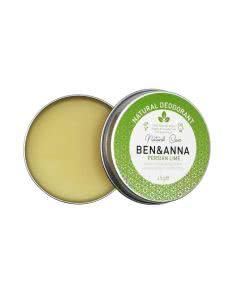 Ben & Anna Deo Creme Persian Lime - 45g