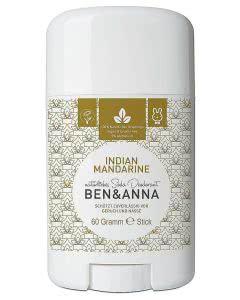Ben & Anna Deo Indian Mandarine Stick - 60g