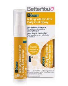 BetterYou B12 Boost 600µg Daily Oral Spray - 25 ml