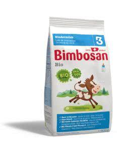 Bimbosan BIO 3 Kindermilch ab 12 Monaten - Nachfüllpack - 400g