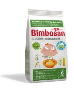 Bimbosan Bio 3-Korn Milchbrei - 280g