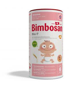 Bimbosan Bio-7 Getreidezusatz - Dose - 300g