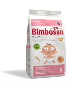 Bimbosan Bio-7 Getreidezusatz Nachfüllbeutel - 300g