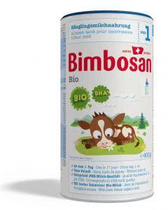 Bimbosan BIO Anfangsmilch ab 1. Tag - Dose - 400g