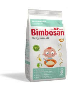 Bimbosan BIO Babymüesli ab 6 Mt. - 500g