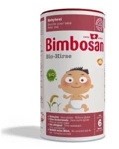 Bimbosan Bio-Hirse - Dose - 300g