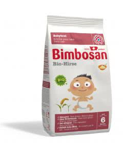 Bimbosan Bio-Hirse Nachfüllung - 300g