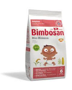 Bimbosan Bio-Hosana Nachfüllung - 300g