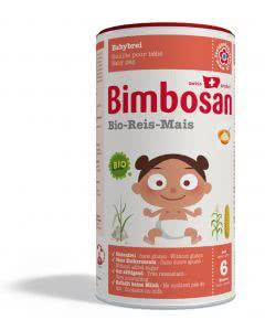 Bimbosan Bio-Reis-Mais - Dose - 400g