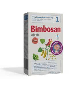 Bimbosan Bisoja 1 Säuglingsanfangsnahrung Reiseportionen - 5x25g