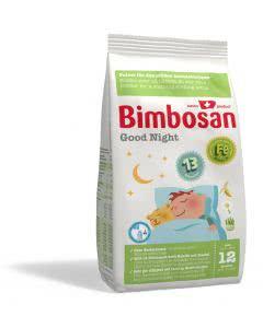 Bimbosan Good Night Schoppenzusatz ab 12 Mt. - 300g
