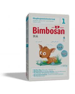 Bimbosan HA Anfangsmilch ab 1. Tag - 400g
