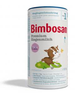 Bimbosan Premium Ziegenmilch 1 - Dose 400 g