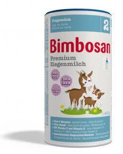 Bimbosan Premium Ziegenmilch 2 - Dose 400 g