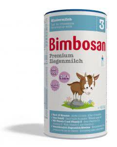 Bimbosan Premium Ziegenmilch 3 - Dose 400 g