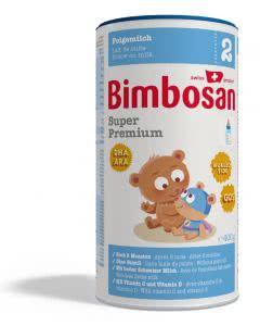 Bimbosan Super Premium 2 Folgemilch ab 6 M. Dose - 400g