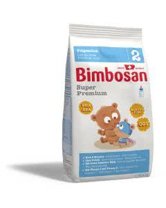 Bimbosan Super Premium 2 Folgemilch ab 6 M. Nachf. - 400g