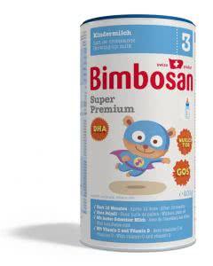 Bimbosan Super Premium 3 Kindermilch ab 12 M. Dose - 400g