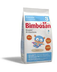 Bimbosan Super Premium 3 Kindermilch ab 12 M. Nachf. - 400g