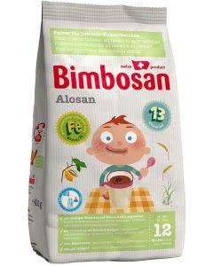 Bimbosan Alosan mit Kakao Schoppenzusatz ab 12 Mt. - 400g