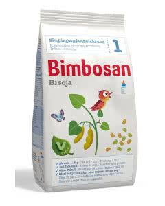 Bimbosan Bisoja Säuglingsnahrung ab Geburt - Nachfüllung - 450g