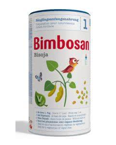 Bimbosan Bisoja Säuglingsnahrung ab Geburt - Dose - 450g