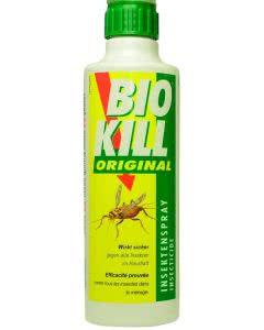 BioKill Original Insektenspray auf Pyrethroidbasis - Nachfüllung - 375ml