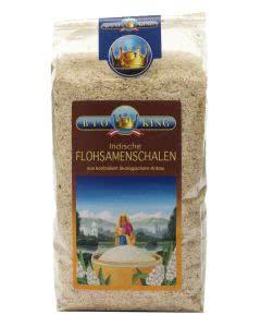 BioKing Flohsamenschalen - 250 g