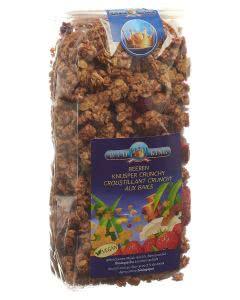 Bio King - Ebi-vital - BEEREN Knusper Crunchy Müesli - 375g