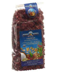 Bio King - Ebi-vital - HIMBEER Knusper Crunchy Müesli - 375g