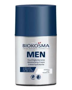 Biokosma - MEN - Feuchtigkeitscreme - 50ml