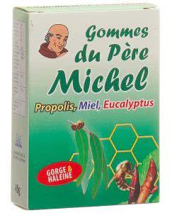 Bioligo Gomme du Père Michel Eucalyptus - 45g