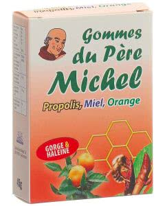 Bioligo Gomme du Père Michel Orange - 45g