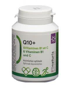 BiOnaturis Q10+ und Vitamin B1 und C - 60 Stk.